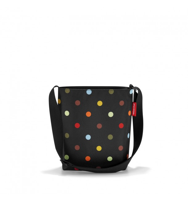 Sac Shoulderbag S dots - Reisenthel
