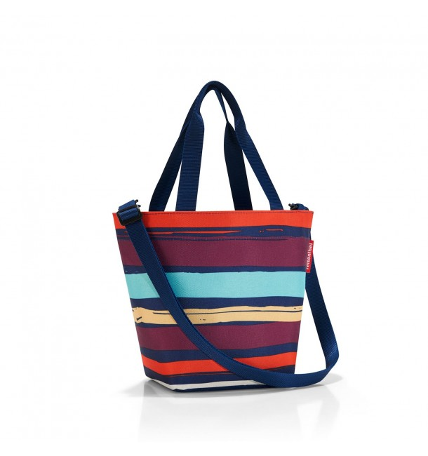 Sac Shopper XS artist stripes - Reisenthel