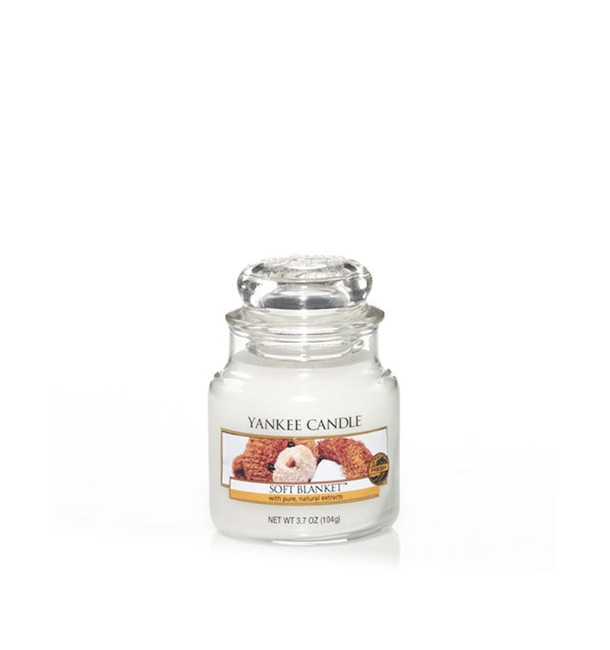 Bougie Petite Jarre Soft Blanket - Yankee Candle