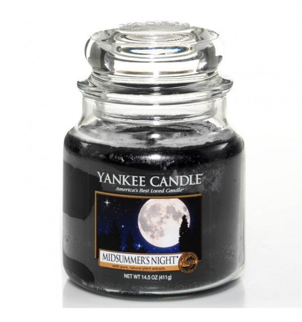 Bougie Grande Jarre Midsummer's Night - Yankee Candle