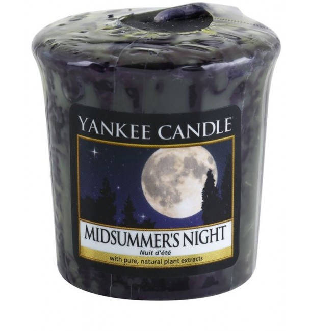 Votive Midsummer Night - Yankee Candle