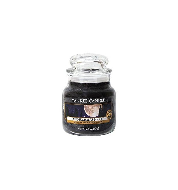 Bougie Petite Jarre Midsummer's Night - Yankee Candle