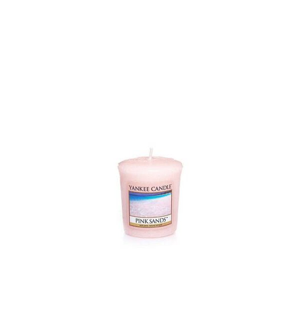 Votive Sable Rose - Yankee Candle