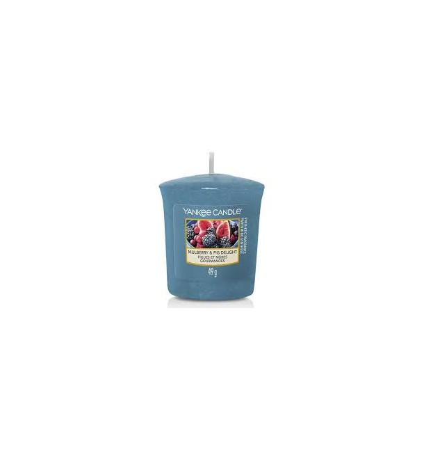 Votive Figues et mûres gourmandes - Yankee Candle