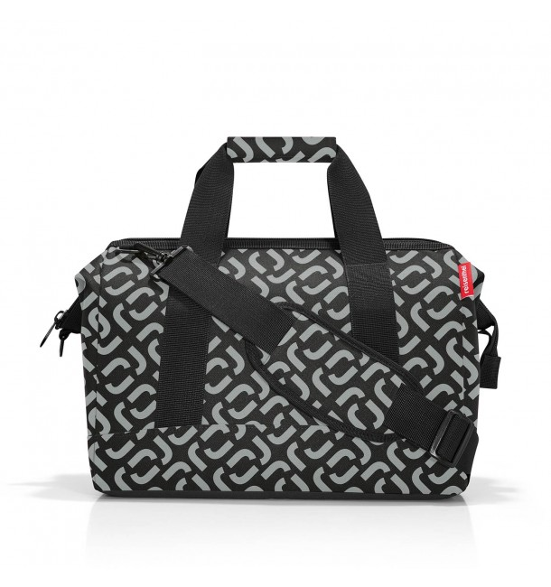 Sac allrounder M Signature black - Reisenthel