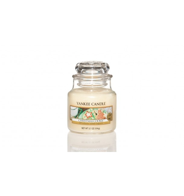 Bougie Petite Jarre Christmas Cookie - Yankee Candle