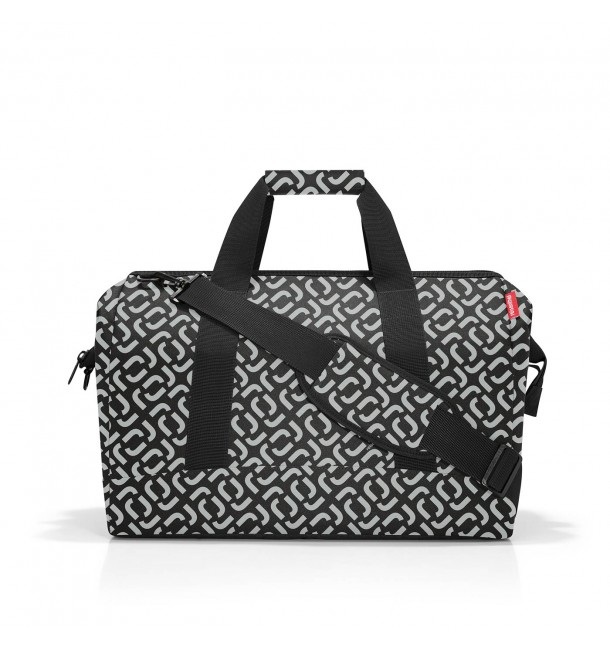 Sac allrounder L Signature black - Reisenthel