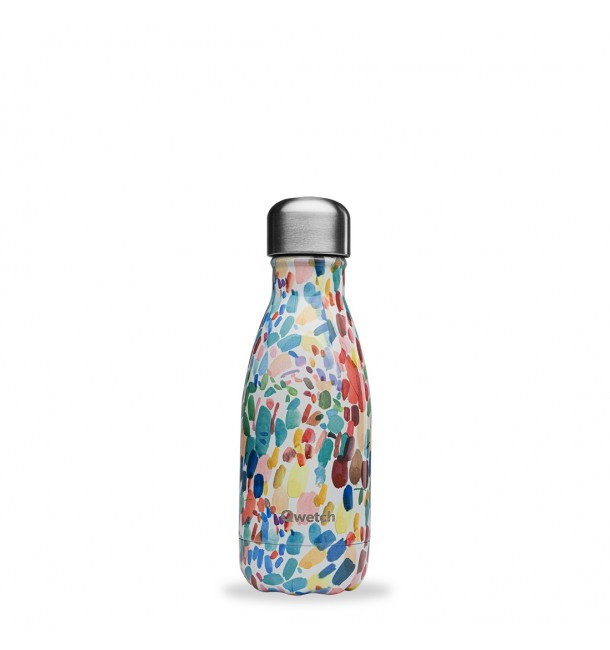 Bouteille isotherme 260 ml Arty - Qwetch
