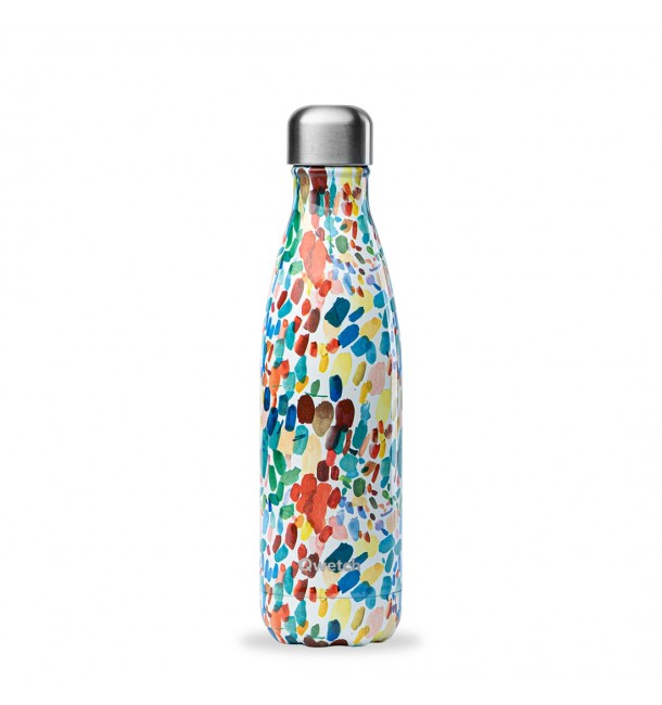 Bouteille isotherme 500 ml Arty - Qwetch