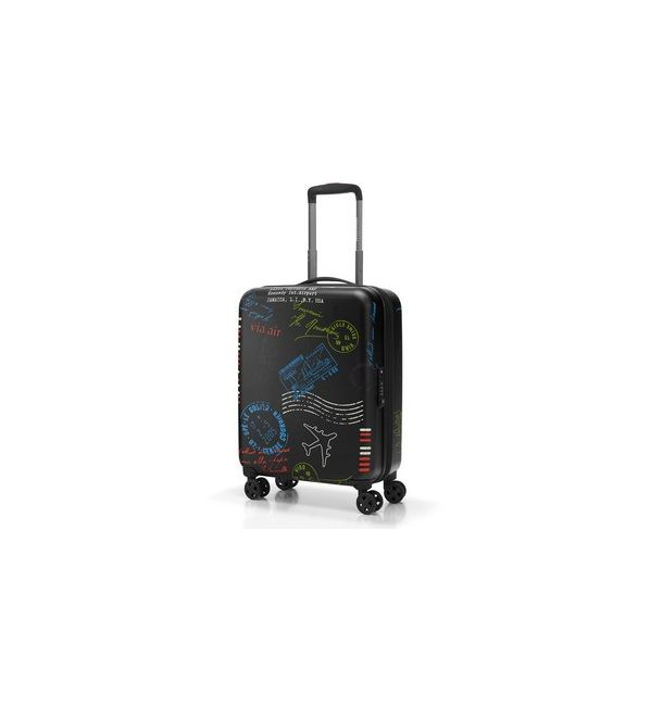 Valise Suitcase S special edition stamps - Reisenthel