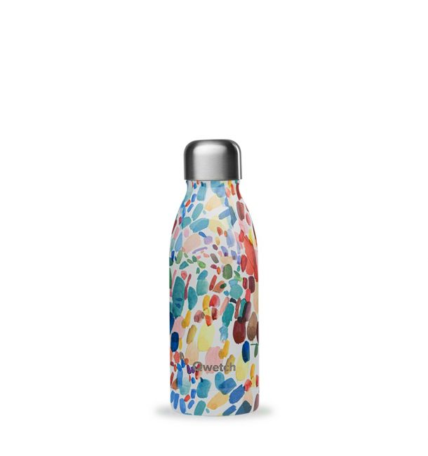 Bouteille inox simple paroi 500 ml Arty - Qwetch